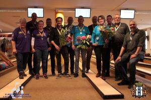 2ᵉ divisie winnaars