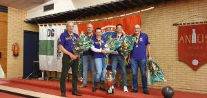 Bekerkampioen 2019, Alinghoek 1