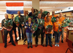 League 1 bekerwinnaars 1,2 en 3e plaats